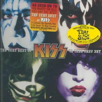 Kiss - The Very Best Of Kiss [Pa] New Cd