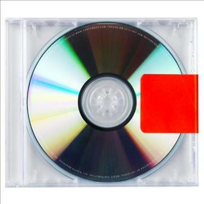 Kanye West - Yeezus [Pa] New Cd