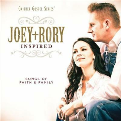 Joey + Rory - Inspired: Songs Of Faith & Family [Digipak] New Cd