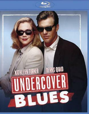 Undercover Blues New Region 1 Blu-Ray