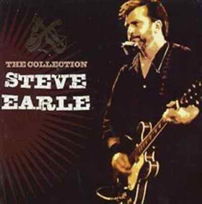 Steve Earle-The Collection  CD NEW