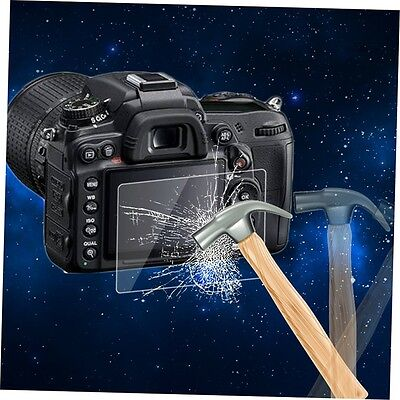 Tempered Glass Camera LCD Screen Protector Cover for Nikon D700/D7000 G#