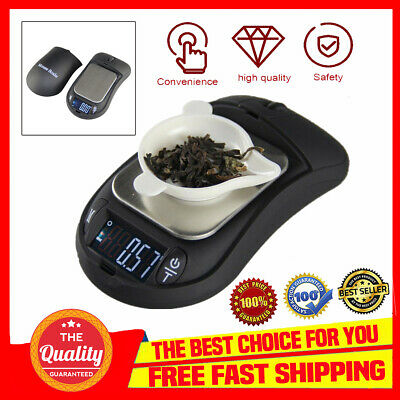 100g x 0.01g Digital Pocket Scale Portable Precision Scales Mouse Style New G#