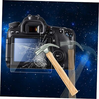 Tempered Glass Camera LCD Screen HD Protector Cover for Canon 70D/700D G#