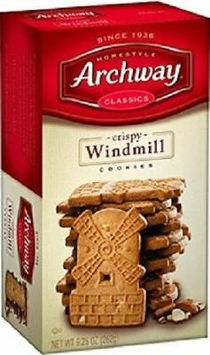 Archway Crispy Windmill Home Style Cookies