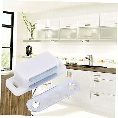 20 x Heavy Duty Magnetic Cupboard Door Catch Strong Door Cabinet Latch G#