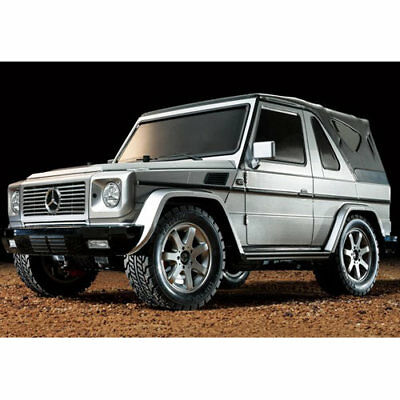 TAMIYA RC 58629 Mercedes G320 Cabrio MF-01X 1:10 Car Assembly Kit