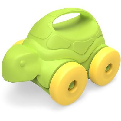 Green Toys Turtle Push Toy