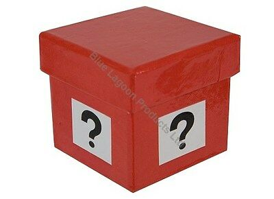 5cm Mystery Gift Box Question Mark Similar to Deal or No Deal Present Christmas