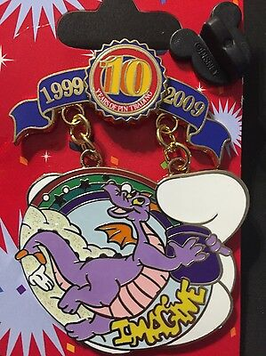 Disney 10th Tribute Collection - Figment LE 1000