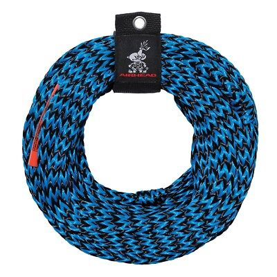 Airhead Blue 1-3 Rider Ski Boat Tow Rope For Tube Toy or Accessories AHTR-30
