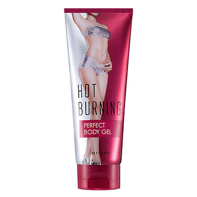 MISSHA Hot Burning Perfect Body Gel 200ml Free gifts