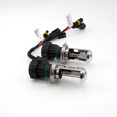 HID Xenon Bi-xenon Hi/Low Dual Beam Bulbs H4 H13 9003 9004 9007 9008