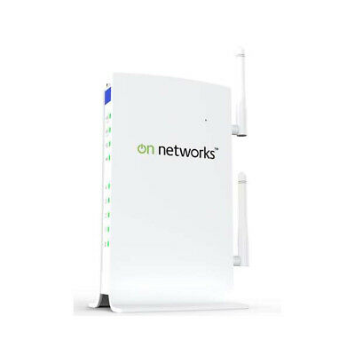 Onnetworks N300 WLAN Router ADSL-Modem Router Kabelloses Internet