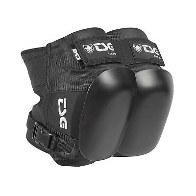 TSG Force 3 Knee Pads - Black