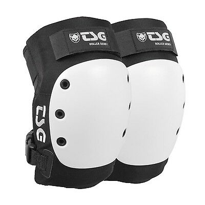 TSG Roller Derby 2.0 Knee Pads- Black
