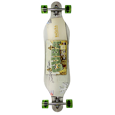Havana Gemini Drop-Through Postcard Complete Longboard