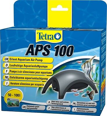 TetraTec APS100 Aquarium Fish Tank Air Pump Tetra Tec APS 100