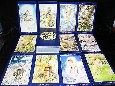 Sealed & Brand New! Shapeshifter Tarot Card Oracle Animals Nature Pagan Wiccan