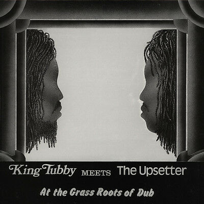 King Tubby meets The Upsetter - At The Grass R (Vinyl LP - 2012 - US - Original)