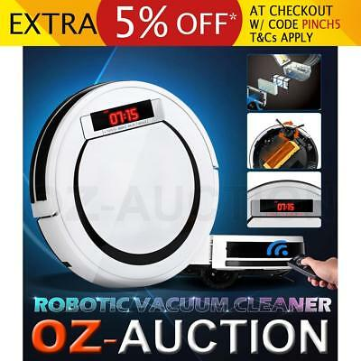 Super Slim Automatic Rechargeable Robot Robotic Bagless Vacuum Cleaner Sweeper
