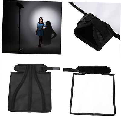 Spotlighting Cloth Flash Diffuser Bender Light Beam Snoot Softbox Tube G#