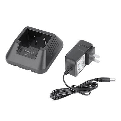 Li-ion Radio Battery Charger for Baofeng UV-5R Series Walkie Talkie G#