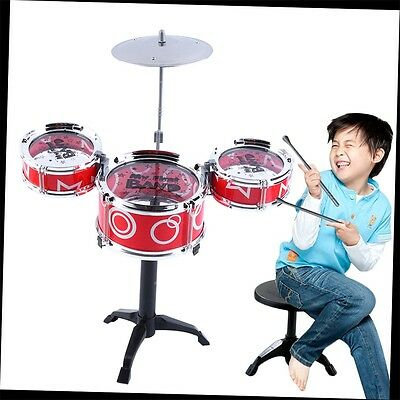 Children Kids Educational Toy Rock Drums Simulation Musical Instruments G#