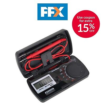 Sealey MM18 Pocket Multimeter