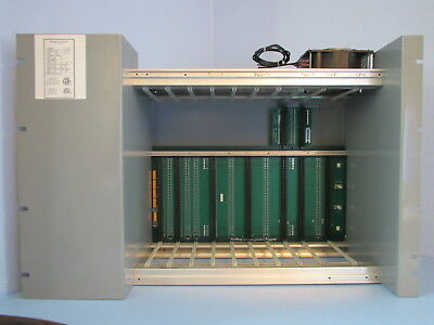 ThyssenKrupp/Dover 6300CL2 P2 Backplane Rack / Chassis for Elevator PLC Thyssen