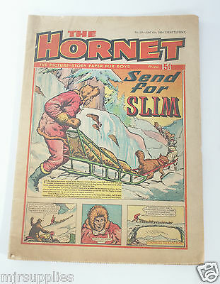 THE HORNET Comic - No 39 - Date 06/06/1964