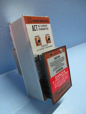 Moore Industries ACT AC Current Transmitter ACT/0-5A/4-20MA/117AC Transformer