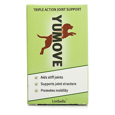 Lintbells Yumove Joint Support Tablets for Dogs