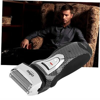 Rechargeable Cordless Electric Razor Shaver Double Edge Trimmer GH