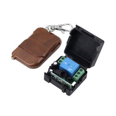 DC 12v 10A relay 1CH wireless RF Remote Control Switch Transmitter& Receiver GH