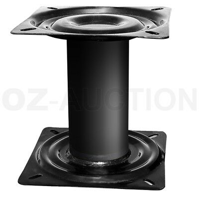 Set of 2 Boat Seat Pedestals 178mm Excellent Stability and Long-lasting Finish