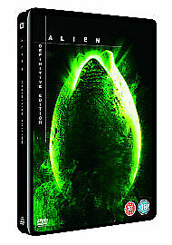 Alien - Definitive Edition [1979] (2007) Alien; New Region 2 Dvd