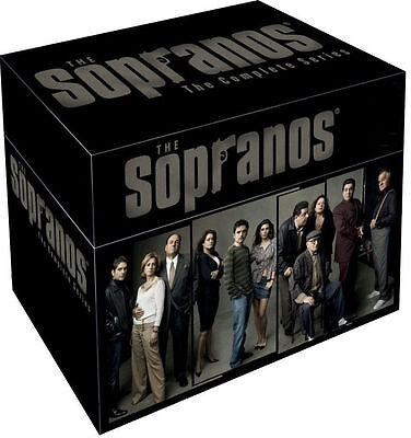 The Sopranos - The Complete Series 1-6 New Dvd