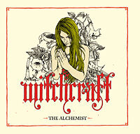Witchcraft - The Alchemist NEW LP