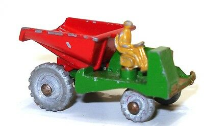 Lesney Matchbox No. 2 Muir Hill Dumper - Lovely!