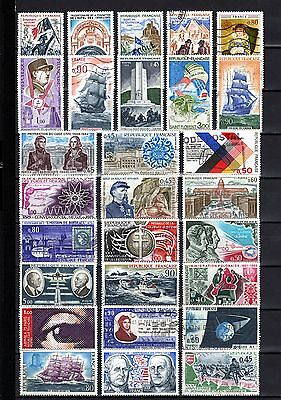 759-NICE Used STAMPS LOT OF FRANCE-BUEN LOTE de SELLOS usados de FRANCIA.French.