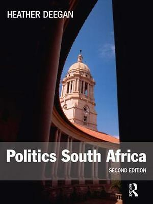 Politics South Africa by Heather Deegan (2011, Paperback, Revised)
