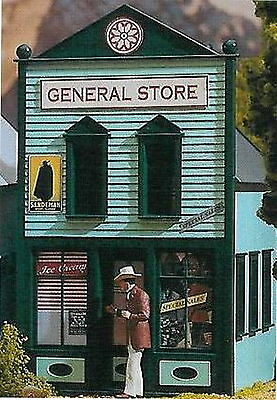PIKO GENERAL STORE G Scale Building Kit 62234 New in box
