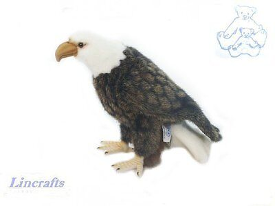 American Bald Eagle Plush Soft Toy Bird of Prey by Hansa 5616