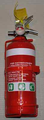 NEW fire extinguisher 1KG for home, office, truck and car (free shipping)
