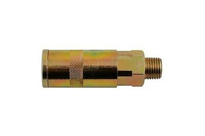 Connect 35189 Cyclone Male Air Line Coupling 1/2in. Pack 2