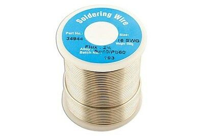 Connect 34945 Solder Wire 10 SWG/3.25mm 0.5kg Reel