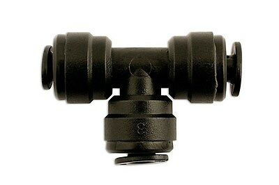 Connect 31036 Push-Fit Tee Union 6.0mm Pk 10