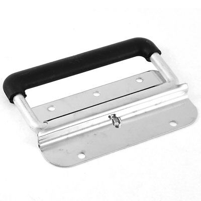 Stainless Steel Spring Loaded Trunk Case Toolbox Door Puller Chest Handle Grip