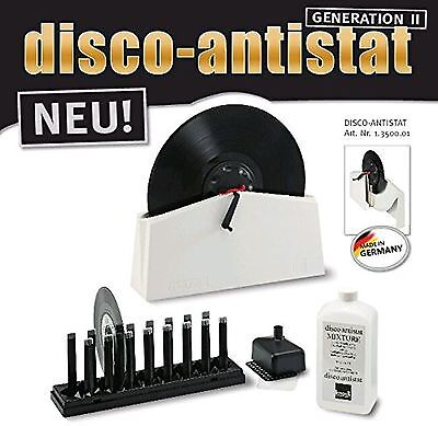 Knosti Disco Antistat Lp Vinyl Cleaning System Generation 2